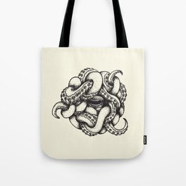 Spheroctopus. Tote Bag