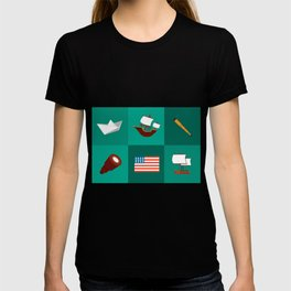 Columbus Day 2 T-shirt