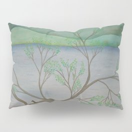 Banks of the Canal Pillow Sham