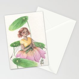 An Umbrella For Ana Stationery Cards