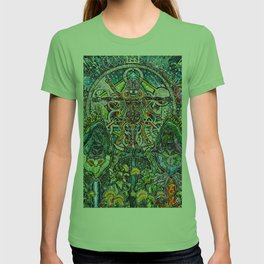 Sorgen and the Keepers T-shirt