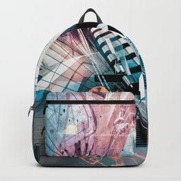 Tube Distortion Backpack