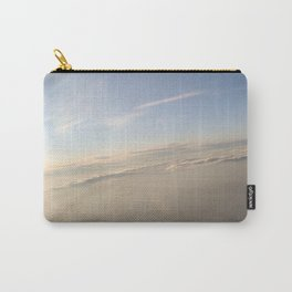 floating on the sky Carry-All Pouch
