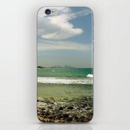 City Beach iPhone Skin