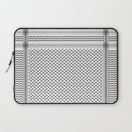 BLACK KOFIA Laptop Sleeve