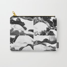 Mountains of Nippon Carry-All Pouch