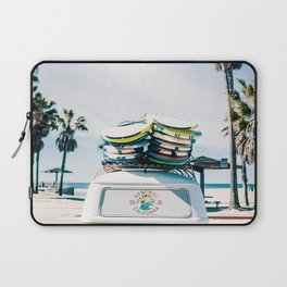 Surfing van Laptop Sleeve