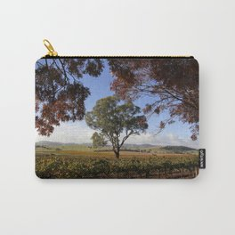 Barossa Valley Autumn Landscape Carry-All Pouch
