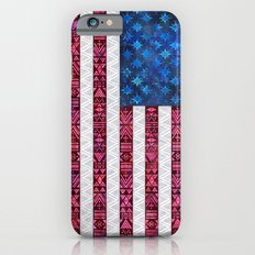 Tribal America - Flag iPhone 6s Slim Case