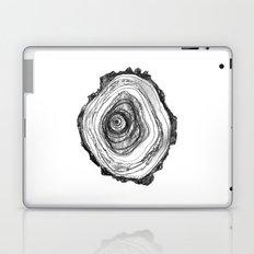Tree Rings - Light Laptop & iPad Skin