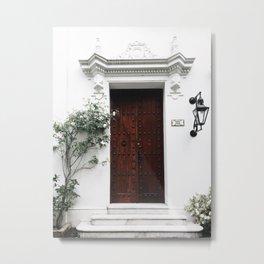Pretty door vol. 02 Metal Print