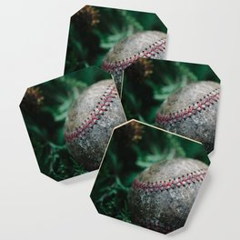 Old Baseball Coaster