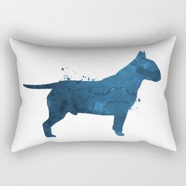 Pit Bull Terrier Rectangular Pillow
