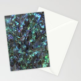 Abalone Shell   Paua Shell   Sea Shells   Patterns in Nature   Natural   Stationery Cards
