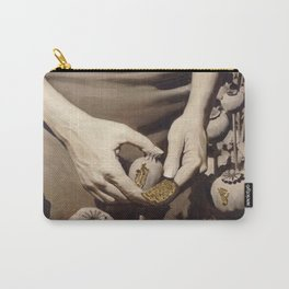 Woman hands Carry-All Pouch