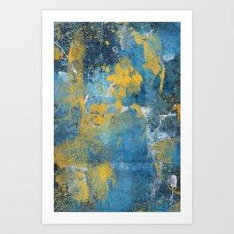 Abstract Painting I Art Print