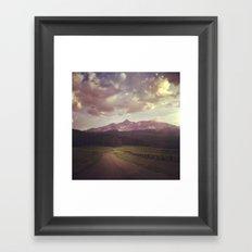 Telluride Fairy Tale Framed Art Print