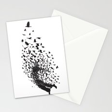 Shoot Fast - Before He Turns Stationery Cards