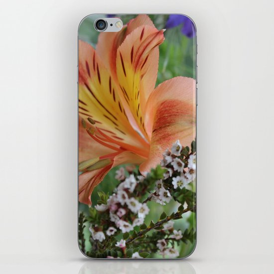 Freesia 2 iPhone & iPod Skin