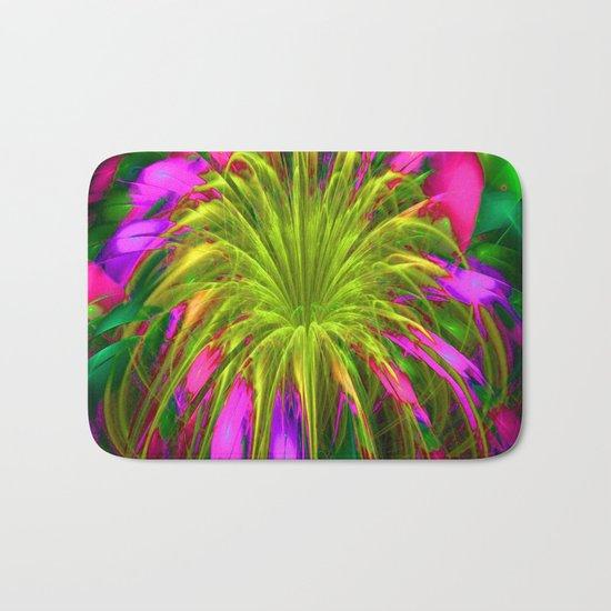 Fiesta Flower III Bath Mat