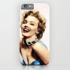 Marilyn #1 iPhone 6s Slim Case