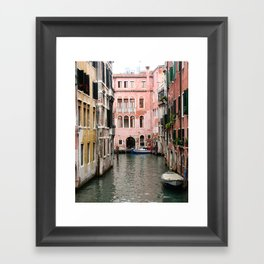 Waterworld Framed Art Print