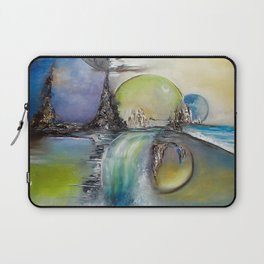 Surabstract landscape Laptop Sleeve