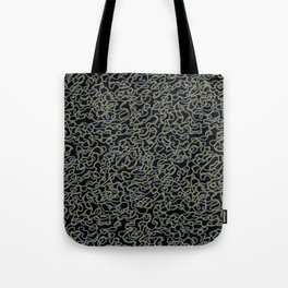 Faux Loom Band Animal Spots  Tote Bag