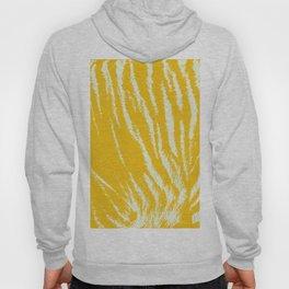 Tiger print Yellow Hoody