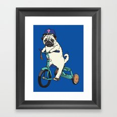 Haters Gonna Hate Phillies Framed Art Print