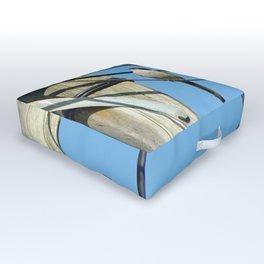Wired Art Outdoor Floor Cushion