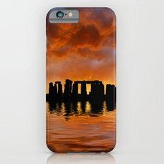 Stonehenge Sunrise, Wiltshire Slim Case iPhone 6s
