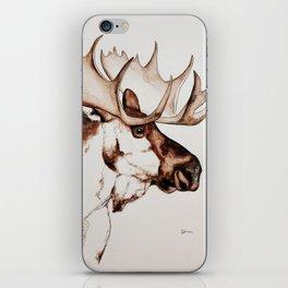 Deer | Scandinavian Moose iPhone Skin