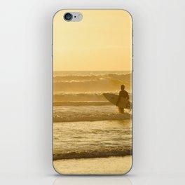 Calfornia Surfer iPhone Skin
