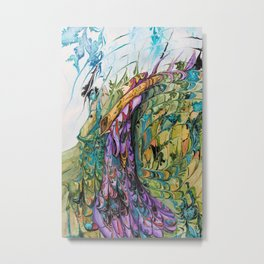 The Magus Metal Print