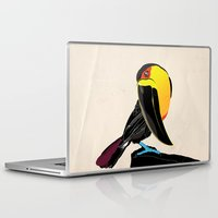 coco Laptop & iPad Skins featuring Coco by Nicholas Darby