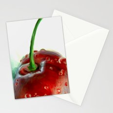 Cherry Stationery Cards