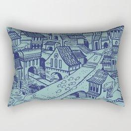 The Deep Rectangular Pillow