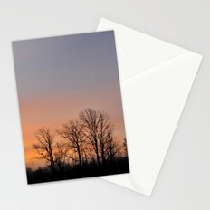 Bare Trees Stationery Cards