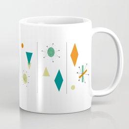 1950s Mid Century Design Coffee Mug