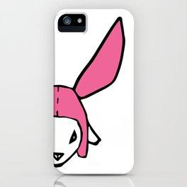 b. hayden logo 2 iPhone Case