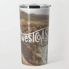 West Coast - BigSur Travel Mug