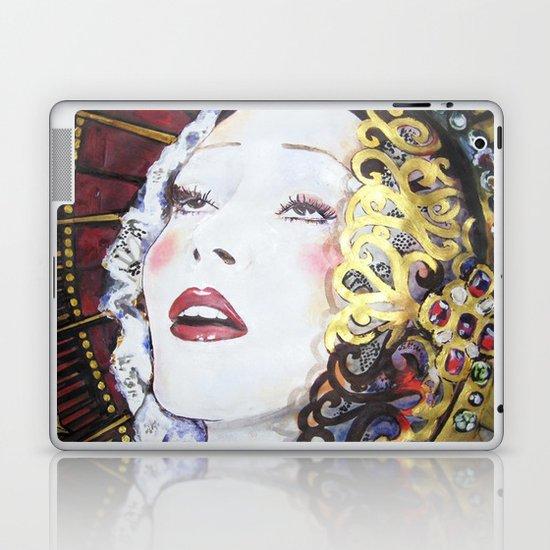Porcelain Liberty Laptop & iPad Skin