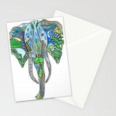 Tatoo Elephant Stationery Cards