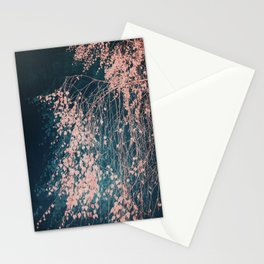 Whispers of Dusty Pink Stationery Cards