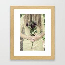Ruminations Framed Art Print