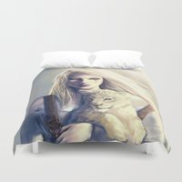 wind Duvet Covers featuring Wind by Ana Paula Azevedo