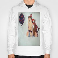 persian Hoodies featuring Persian Love by Davoncornchip