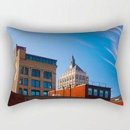 A Kodak Sky Rectangular Pillow