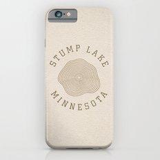 Stump Lake iPhone 6s Slim Case